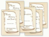 Bible Survey Series - Set of 5