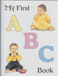 LJB - My First ABC Book