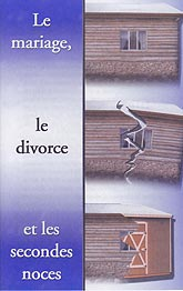 French Tract [E] - Le mariage, le divorce et les secondes noces [Marriage, Divorce...]