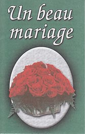 French Tract [B] - Un beau mariage [Beautiful Marriage]