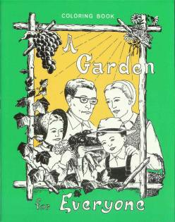 A Garden for Everyone Coloring Book