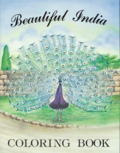 Beautiful India - Countries Coloring Book
