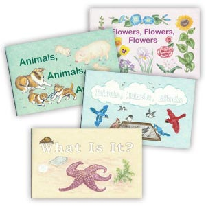 "Set of 4 ""God's Creation"" Coloring Books"