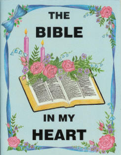 The Bible in My Heart Coloring Book