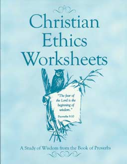 Christian Ethics - Worksheets