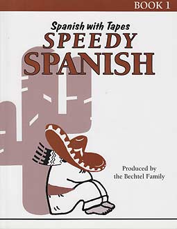 Speedy Spanish Book 1 Workbook