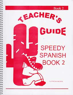 Speedy Spanish Book 2 Teacher's Guide