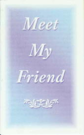 Tract - Meet My Friend [Pack of 100]