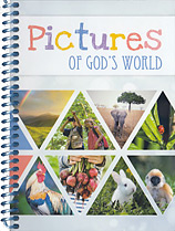 Pictures of God's World - Mini Picture Book
