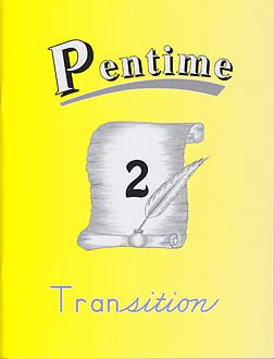 Grade 2 Pentime - Transition
