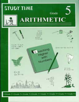 Grade 5 Study Time Arithmetic - Workbook