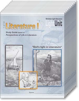 Literature I - Perspectives of Life in Literature - (2009) LightUnits