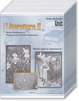 Literature II - Perspectives of Truth in Literature - (2010) LightUnits