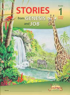 "VBS - Grade 1 ""Stories from Genesis and Job"" Pupil"