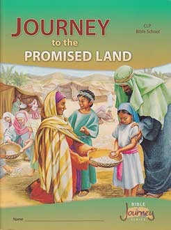 "VBS - Grade 2 ""Journey to the Promised Land"" Pupil"