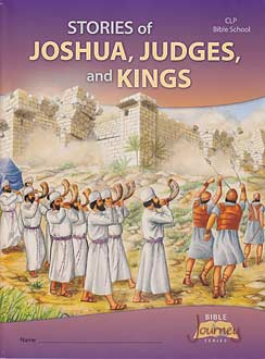"VBS - Grade 4 ""Stories of Joshua, Judges, and Kings"" Pupil"