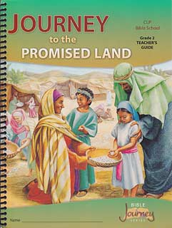 "VBS - Grade 2 ""Journey to the Promised Land"" Teacher's Guide"