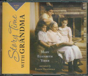 Story Time with Grandma - Audio CD