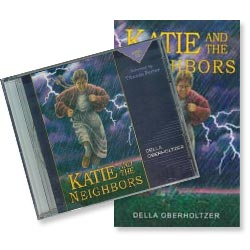 Katie and the Neighbors - Audio CD and Book Set