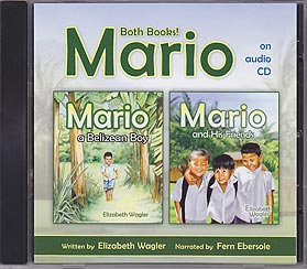 Mario (Two-Book Set) - Audio CD
