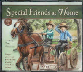 Special Friends at Home - Audio CD
