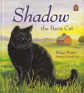 "Shadow the Barn Cat - ""Pleasant Valley Farm Series"""