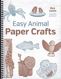 Easy Animal Paper Crafts