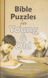 Bible Puzzles for Young & Old