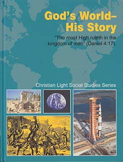 Grade 6 or 7 - CLE Social Studies - Textbook