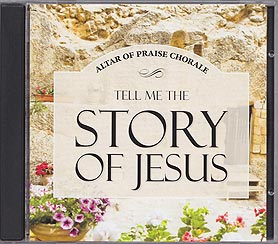 Tell Me the Story of Jesus - Audio CD
