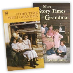 """Story Times with Grandma"" Set"