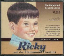 Ricky and the Hammond Cousins - Audio CD