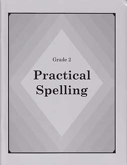 Grade 2 Practical Spelling Workbook