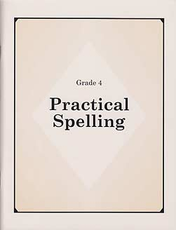 Grade 4 Practical Spelling Workbook