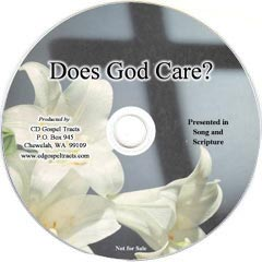 Does God Care? - Audio CD