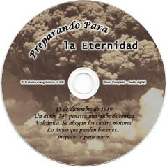 Spanish - Preparando Para la Eternidad [Preparing for Eternity] - Audio CD