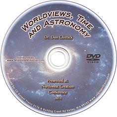 Worldviews, Time and Astronomy - DVD
