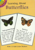 Learning About Butterflies - Booklet