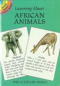 Learning About African Animals - Booklet
