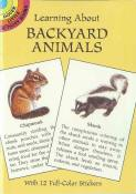 Learning About Backyard Animals - Booklet