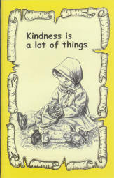 Kindness Is a Lot of Things