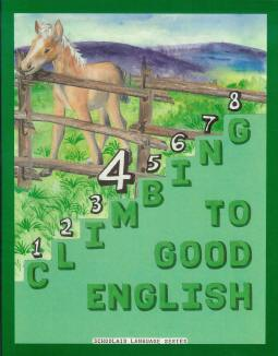 Grade 4 Climbing to Good English - Pupil Workbook