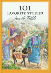 English - 101 Favorite Stories from the Bible