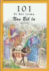 Haitian Creole - 101 Favorite Bible Stories