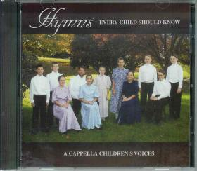 Hymns Every Child Should Know - Audio CD