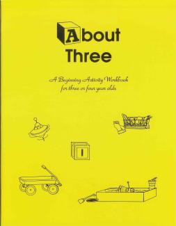 About Three - Preschool Activity Workbook