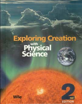 Grade 8 Apologia Physical Science [2nd Ed] Pupil Textbook