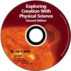 Grade 8 Apologia Physical Science [2nd Ed] Set - CD EDITION