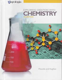 Grade 10 Apologia Chemistry (3rd Ed) Pupil Textbook