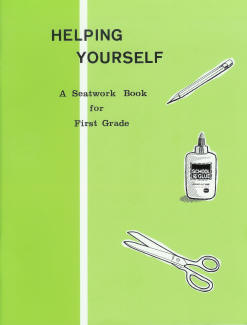 "Grade 1 Pathway ""Helping Yourself"" seatwork book"